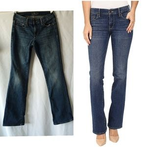 Lucky Brand sweet boot jeans size 2/26